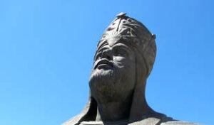 Statue of al-Mansur